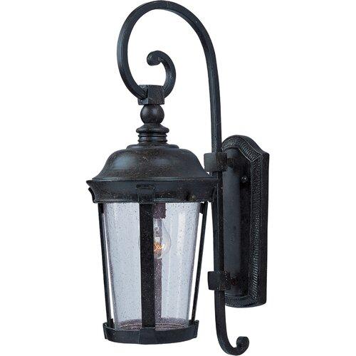 Wildon Home ® Laggos 1 - Light Outdoor Wall Mount