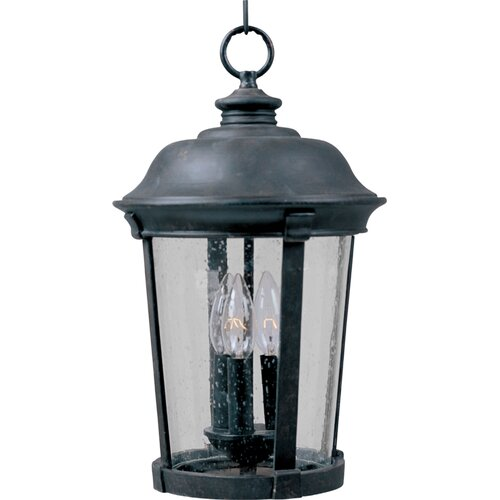 Wildon Home ® Laggos 3 - Light Outdoor Hanging Lantern