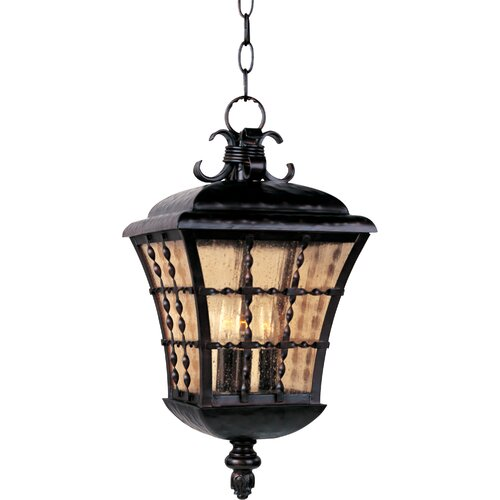 Wildon Home ® Easels 3 - Light Outdoor Hanging Lantern