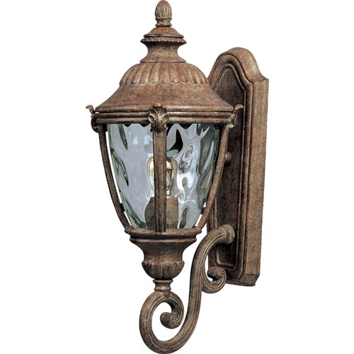 Wildon Home ® Tranquille 1 - Light Outdoor Wall Mount