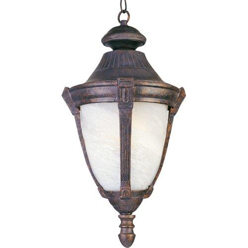 Wildon Home ® Braeden 1 - Light Outdoor Hanging Lantern