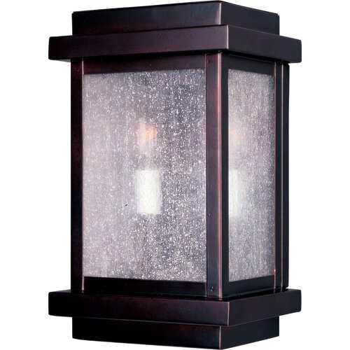 Wildon Home ® Improve 3 - Light Outdoor Wall Mount
