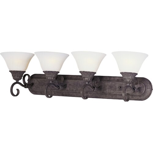 Maxim Lighting Canyon Rim 4 Light Vanity Light