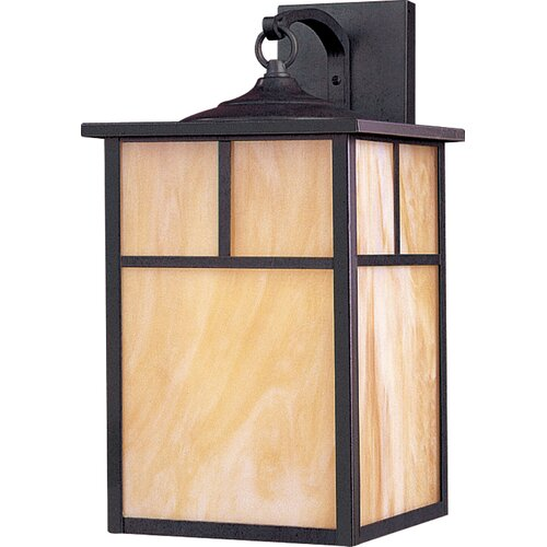 Wildon Home ® Falseto 1 - Light Outdoor Wall Mount