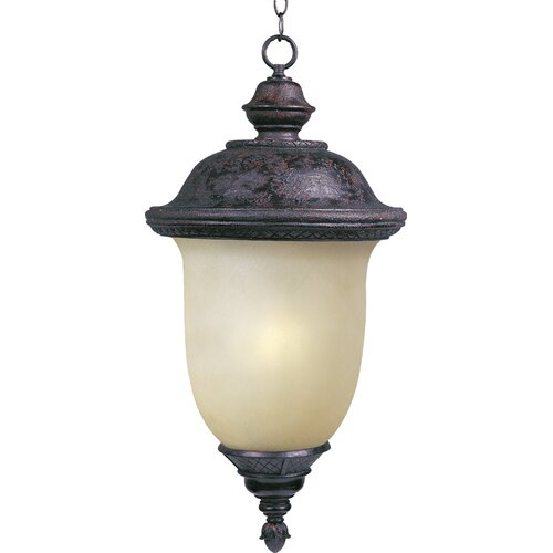 Wildon Home ® Gettz 1 - Light Outdoor Hanging Lantern