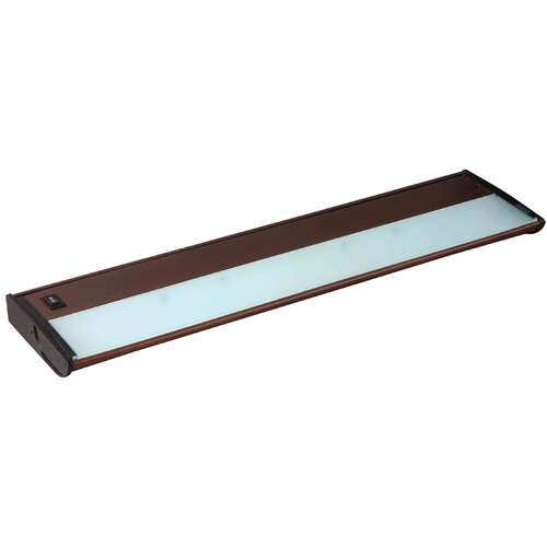 Maxim Lighting CounterMax MX-X120  Under Cabinet Light in Metalic Bronze