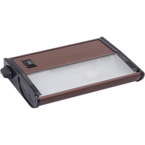 Wildon Home ® Wellview M X - X12 Under Cabinet Add - On Light in Metalic Bronze