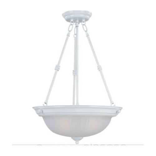 Wildon Home ® Westshire 3 - Light Invert Bowl Pendant