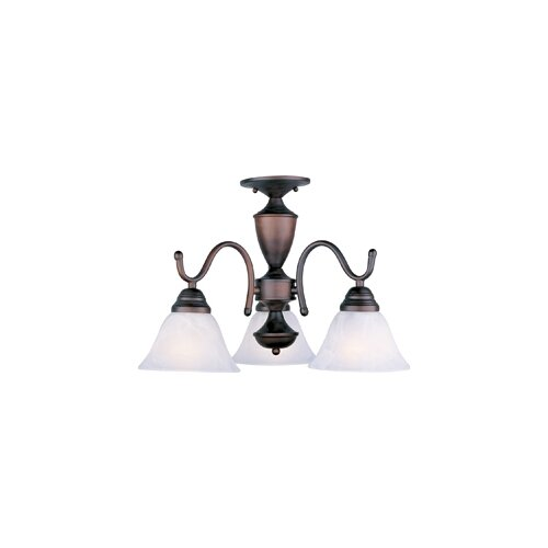 Wildon Home ® Vigore 3 - Light Mini Chandelier