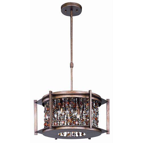 Wildon Home ® Ritmo 6 - Light Single Pendant