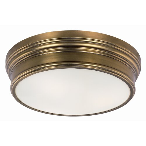 Wildon Home ® Milan 3 - Light Flush Mount