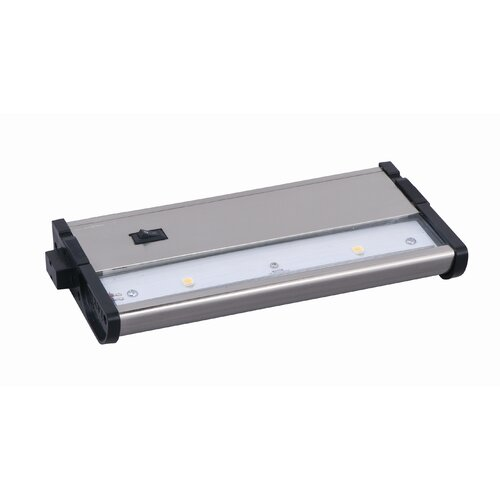 Maxim Lighting CounterMax MX L120DC 2 Light Under Cabinet Light