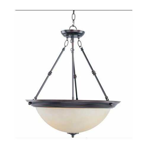 Westshire 3 - Light Invert Bowl Pendant