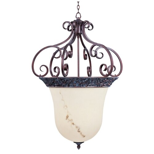 Wildon Home ® Apollo 6 Light Foyer Pendant