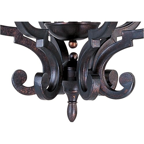 Maxim Lighting Empress 6 Light Foyer Pendant