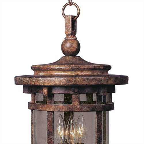 Wildon Home ® Docksford 3 - Light Outdoor Hanging Lantern