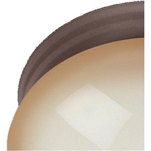 Wildon Home ® Westshire 1 - Light Flush Mount