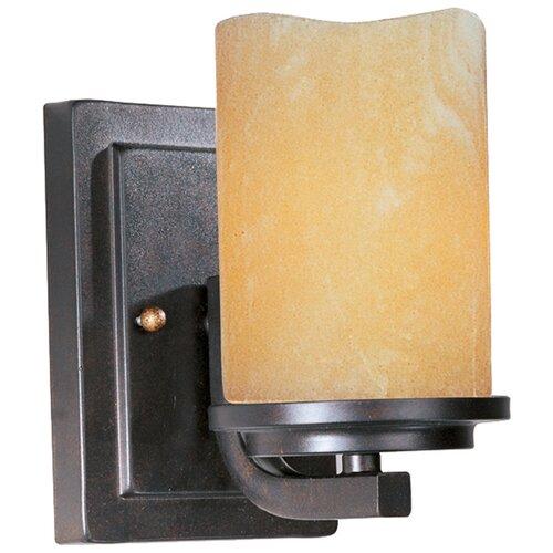 Maxim Lighting Luminous 1-Light Wall Sconce