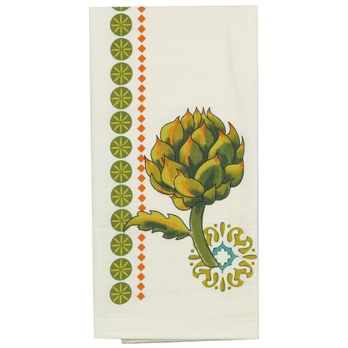 Garden Veggies Design Flower Sack Kitchen Towel (Set of 3)