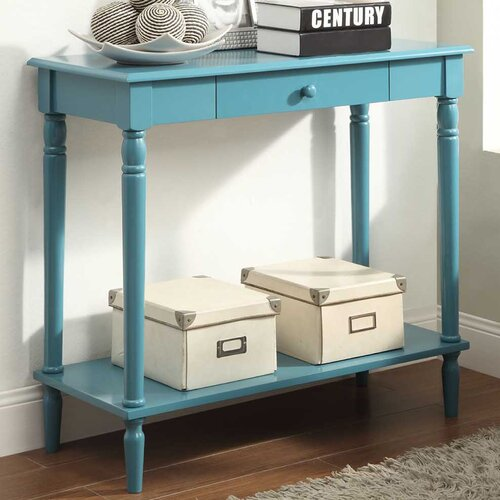 French Country Console Table