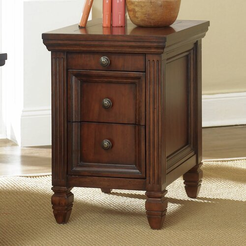 Chairsides End Table
