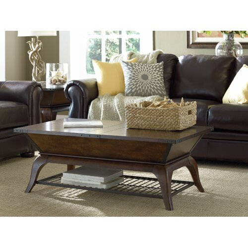 New Haven Coffee Table with Lift Top