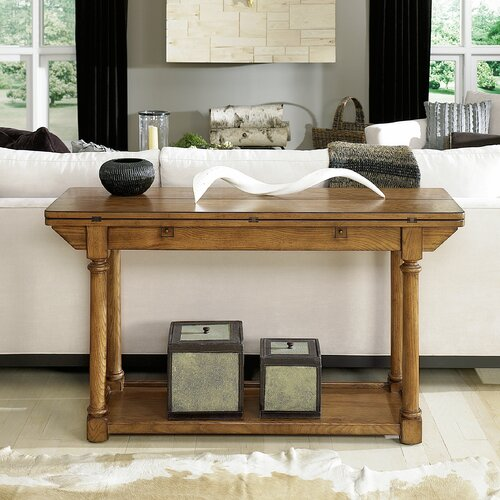 Americana Home Console Table