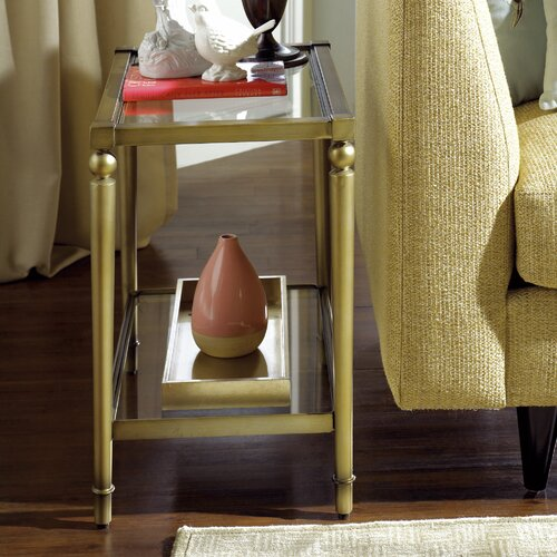 Elipse Chairside Table