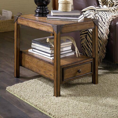 Studio Home Chairside Table
