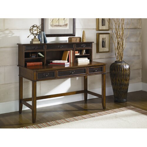 Hammary Mercantile Computer Desk with Keyboard Tray