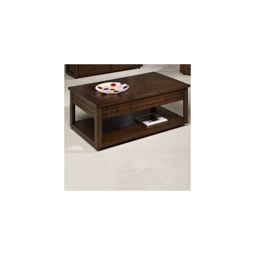 Hammary Nuance Coffee Table with Lift-Top