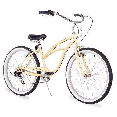 Women's Urban Lady 7 Speed Beach Cruiser Bike
