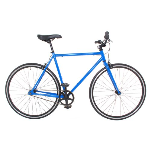 Vilano Men's Fixed Gear Single Speed Urban Fixie Road Bike