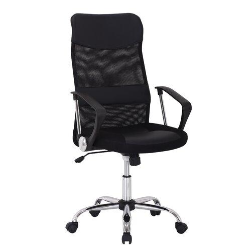 High Back Mesh Swivel Chair