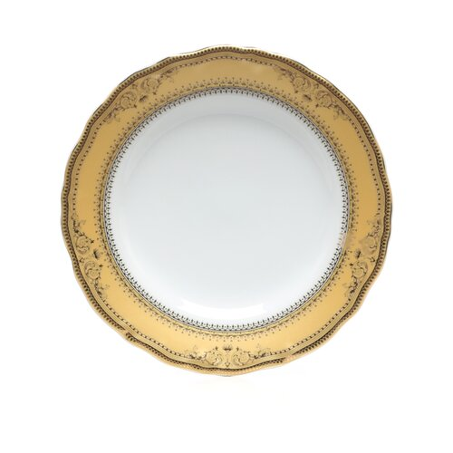 "Ten Strawberry Street Vanessa Gold 6"" Bread and Butter Plate"