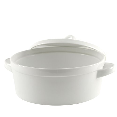"Ten Strawberry Street Delano 12"" Round Bakeware with Lid"