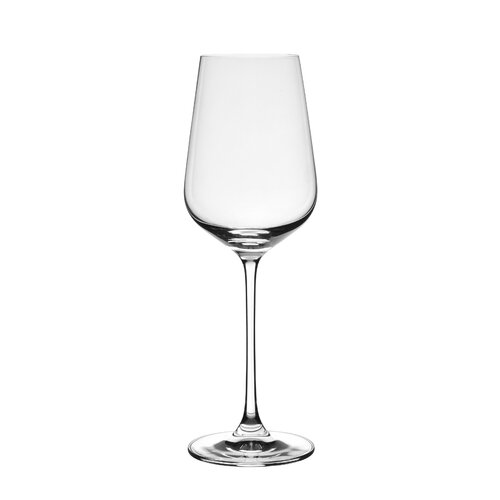Hong Kong Hip Chardonnay Wine Glass