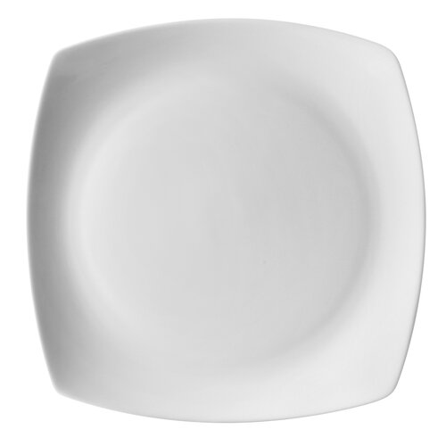 """Ten Strawberry Street Aurora 6"""" Square Bread and Butter Plate"""