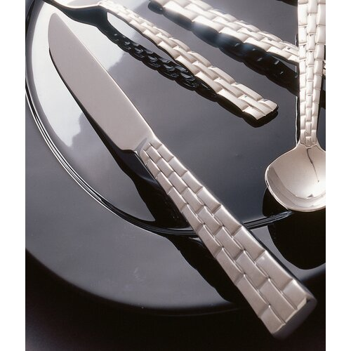 Ten Strawberry Street Panther Link Stainless Steel Dinner Knife