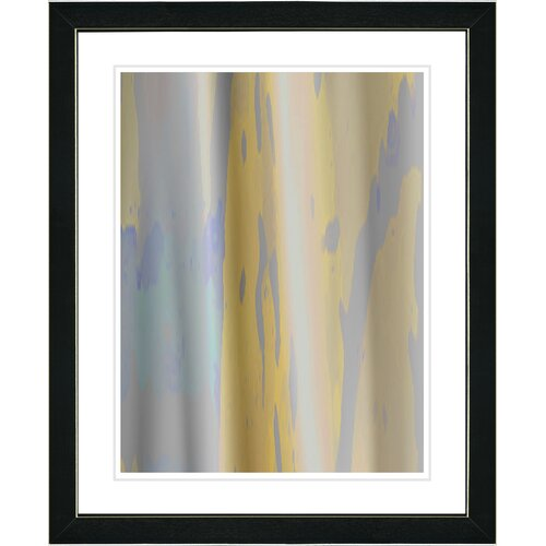 "Studio Works Modern ""Flow"" by Zhee Singer Framed Graphic Art"