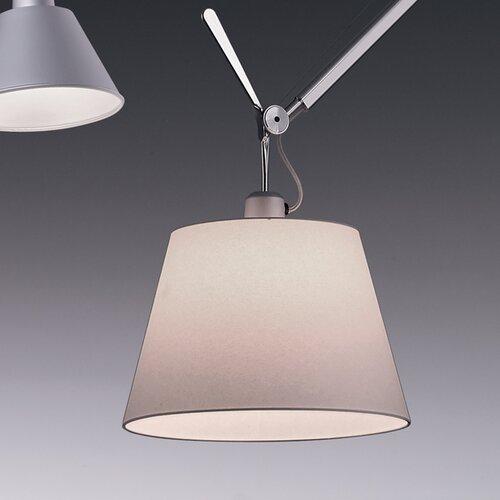 Artemide Tolomeo Off-Center 1 Light Mini Pendant