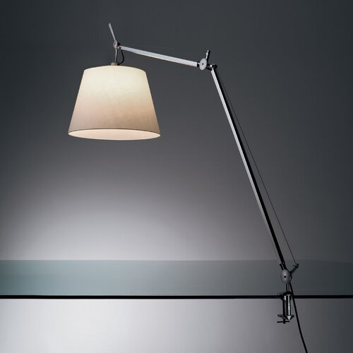 """Artemide Tolomeo 26"""" H Table Lamp with Empire Shade"""