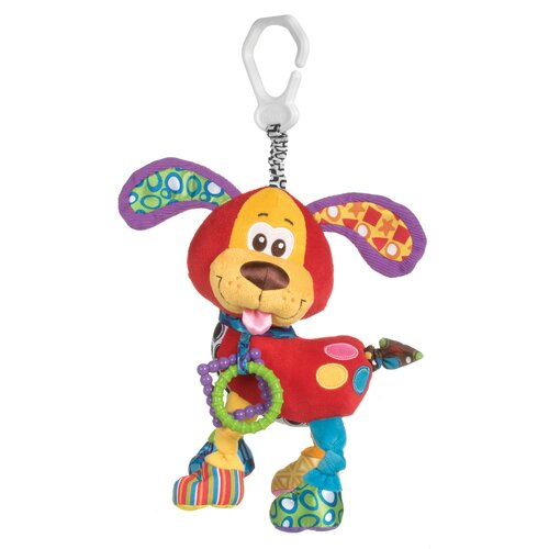 Pooky Puppy Activity Toy
