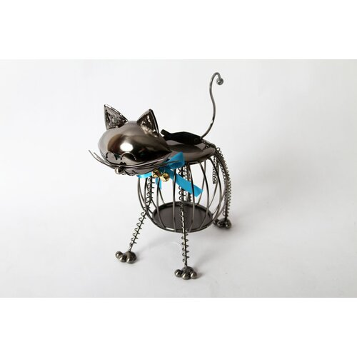 DEI Mr. Snugs Cat Wine Cork Holder