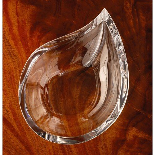 Orrefors Drop Bowl