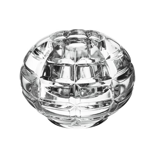 Orrefors Fashion New York Lexington Crystal Votive