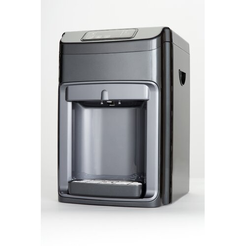 Countertop Hot and Cold and Ambient Water Cooler with UV Light and Reverse Osmosis