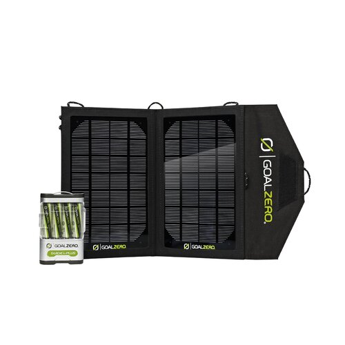 Ready Project Guide 10 Plus Solar Recharging Kit