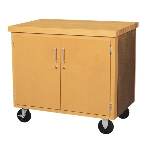 Shain Mobile Storage Cabinet