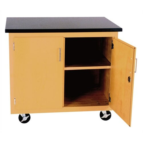 Shain Mobile Demo Cabinet